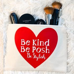 Handbags - Posh swag - canvas pouch
